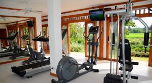 Pa Sak Tong Luxury Gym Chiang Rai Northern Thailand